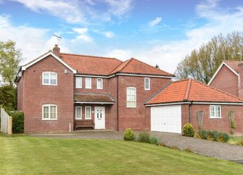 Thumbnail 4 bedroom detached house for sale in Dereham Road, Watton, Thetford