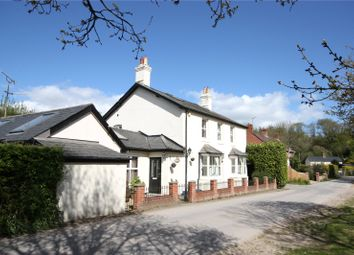Thumbnail 4 bedroom detached house for sale in Dean End, Woodcutts, Salisbury