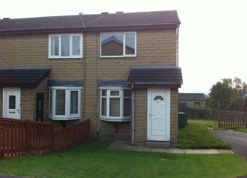 Thumbnail 2 bed end terrace house for sale in Morland Close, Dewsbury