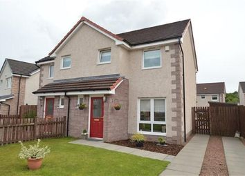 Thumbnail 3 bed semi-detached house for sale in Calico Way, Lennoxtown, Glasgow