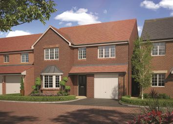 "Thumbnail 4 bedroom detached house for sale in ""The Harley"" at Upper Redlands Road, Reading"