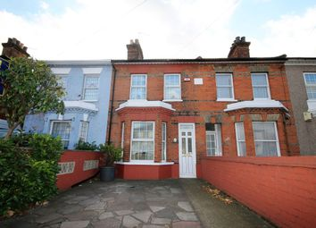 Thumbnail 3 bed terraced house to rent in Victoria Road, Romford