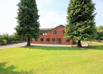 Thumbnail 4 bed detached house for sale in Bury Bank, Meaford, Stone