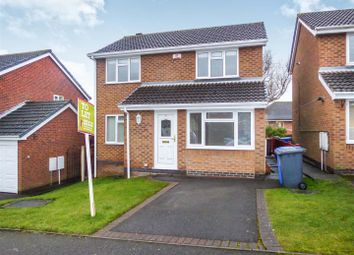 Thumbnail 4 bed detached house to rent in Owlswick Close, Littleover, Derby