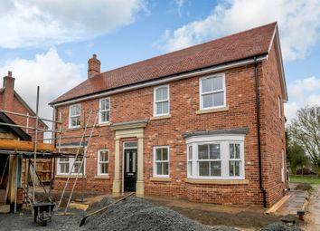 Thumbnail 5 bed detached house for sale in Finningham Road, Old Newton, Stowmarket