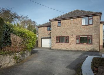 Thumbnail 4 bed detached house for sale in Chase Road, Belper, Derbyshire