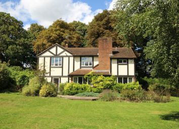 Thumbnail 4 bed detached house to rent in Fair Mile, Henley-On-Thames