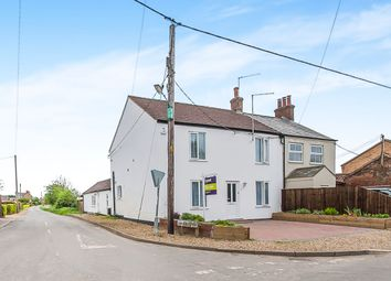 Thumbnail 3 bed semi-detached house for sale in Hollycroft Road, Emneth, Wisbech