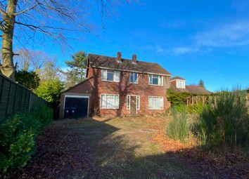 Hillside, Woking GU22. 4 bed detached house for sale