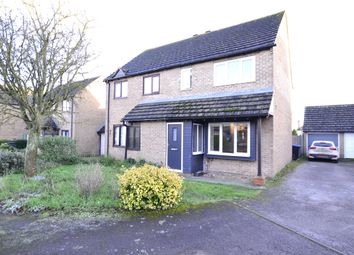 Talbot Fields, Bampton OX18. 3 bed semi-detached house for sale