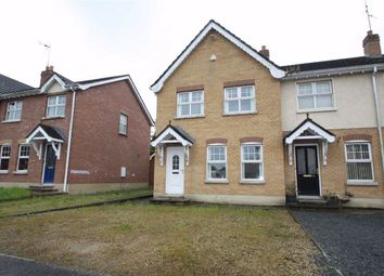 Thumbnail 2 bed end terrace house for sale in Woodvale, Dromara, Down