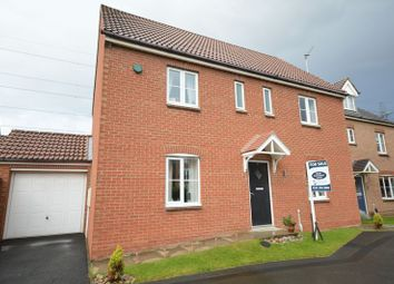 Thumbnail 4 bed detached house for sale in Brookfield, West Allotment, Newcastle Upon Tyne