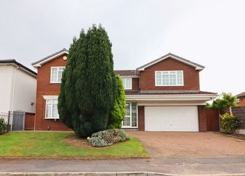 Thumbnail 6 bed detached house for sale in Higher Croft, Whitefield, Manchester