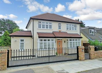 Thumbnail 5 bed detached house for sale in Lime Grove, Ruislip, Middlesex