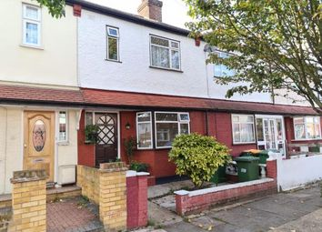 Thumbnail 3 bed terraced house for sale in Leader Avenue, London