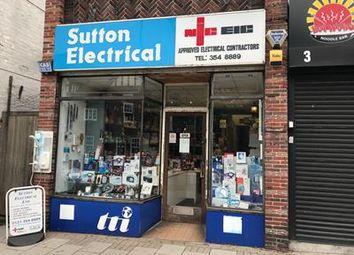 Thumbnail Retail premises for sale in 1A Birmingham Road, Sutton Coldfield, West Midlands