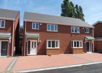 Thumbnail 3 bedroom semi-detached house for sale in School Road, Yardley Wood, Birmingham