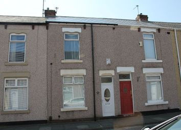 Thumbnail 2 bedroom terraced house for sale in Wilson Street, Hartlepool