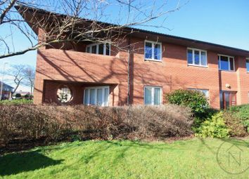 Thumbnail 1 bed flat for sale in Armstrong Court, Darlington