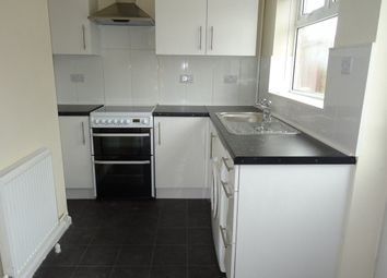 Thumbnail 2 bed bungalow to rent in Denton Road, Stanground, Peterborough