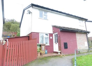 Thumbnail 2 bed semi-detached house for sale in Bronmynydd, Abertridwr, Caerphilly