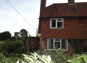Thumbnail 2 bed cottage to rent in Wards Lane, Wadhurst