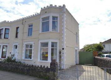 Thumbnail 3 bed end terrace house for sale in Newton Nottage Road, Newton, Porthcawl