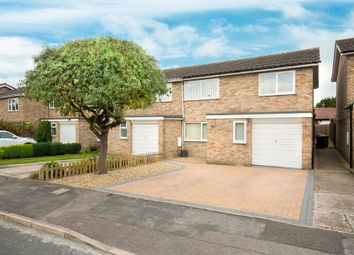 Thumbnail 4 bed end terrace house for sale in St. Laurence Road, Foxton, Cambridge