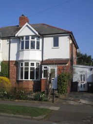 Thumbnail 3 bed semi-detached house for sale in Bates Avenue, Darlington