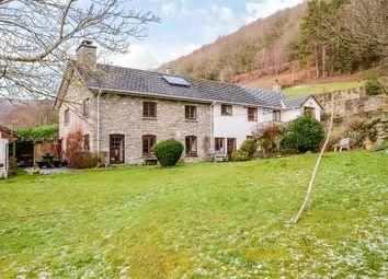 Thumbnail 5 bed detached house for sale in Llanwrthwl, Llanwrthwl, Llandrindod Wells, Powys