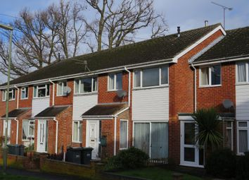 Thumbnail 3 bed terraced house for sale in Forest Close, Cowplain, Waterlooville