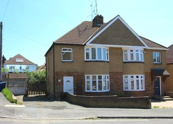 Thumbnail 3 bed semi-detached house for sale in Jubilee Road, Aldershot
