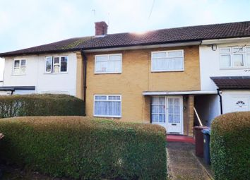 Thumbnail 3 bed terraced house for sale in Stevenage Crescent, Borehamwood
