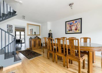 Thumbnail 5 bedroom terraced house for sale in Chancellors Wharf, Hammersmith