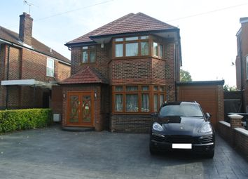 Thumbnail 4 bed detached house to rent in Beverley Drive, Edgware