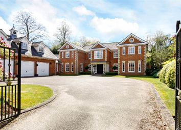 Thumbnail 6 bed detached house for sale in Burkes Crescent, Beaconsfield, Buckinghamshire