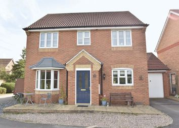 Thumbnail 4 bed detached house for sale in Birchwood's Close, Market Rasen