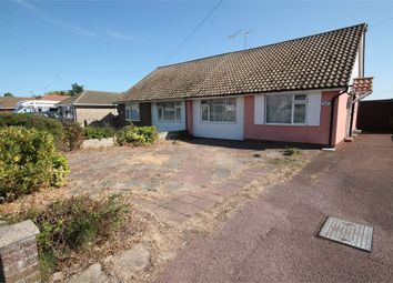 Thumbnail 2 bed semi-detached bungalow for sale in Bemerton Gardens, Kirby Cross, Frinton-On-Sea