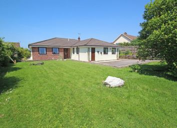 Thumbnail 5 bed detached bungalow for sale in St. Columb