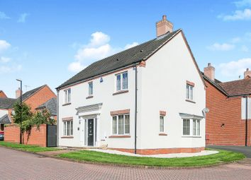 Thumbnail 3 bed detached house for sale in Poundgate Lane, Coventry