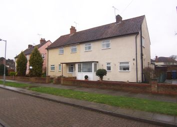 Thumbnail 3 bed semi-detached house for sale in Cromarty Road, Ipswich