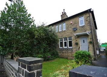 Thumbnail 3 bed semi-detached house for sale in Woodside Road, Beaumont Park, Huddersfield