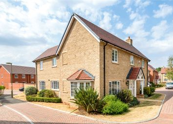 Thumbnail 4 bed detached house for sale in Draycott Road, Southmoor, Abingdon