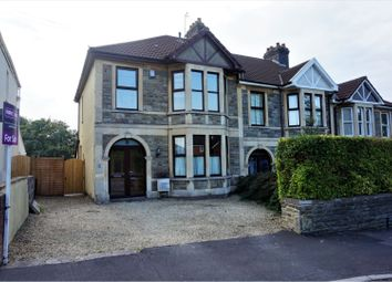 Thumbnail 3 bed semi-detached house for sale in Tower Road, Kingswood