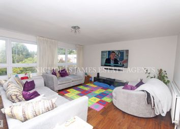 Thumbnail 2 bed flat to rent in Foxgrove, Southgate, London