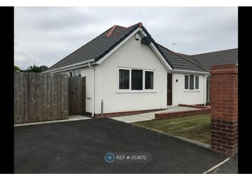 Thumbnail 2 bed bungalow to rent in Mackets Lane, Liverpool