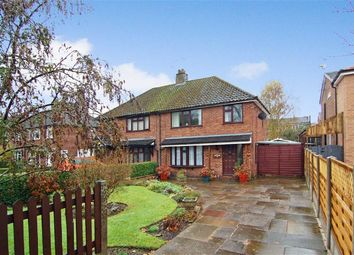 Thumbnail 3 bed semi-detached house for sale in Macclesfield Road, Congleton