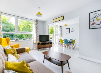 Thumbnail 3 bed flat for sale in Fieldview Court, Highbury Grove, London