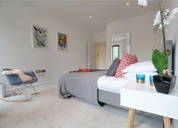 Thumbnail 1 bed flat for sale in Ziggurat House, Grosvenor Road, St Albans