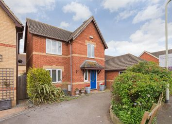 Thumbnail 3 bed detached house for sale in Honeysuckle Way, Herne Bay, Kent